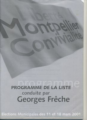 Document, élections municipales 2001