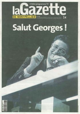 Salut Georges !